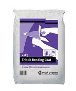 Thistle Bonding Coat Plaster