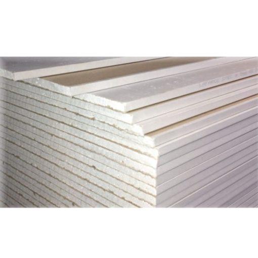 pallet of plasterboard