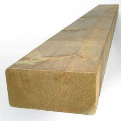 Treated Softwood Sleeper