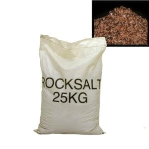 Brown Rock Salt 25kg