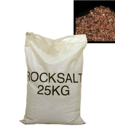 Brown Rock Salt 25kg