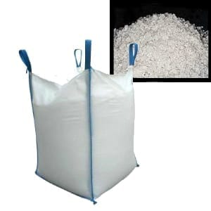 White Rock Salt in Bulk Bags