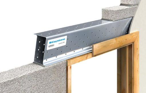 Keystone Box Lintel