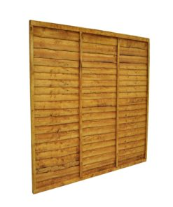 Trade Lap Fence Panel