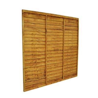 Trade Lap Fence Panel