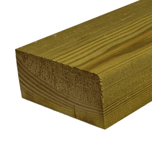 """Sawn & Treated Timber 4"""" x 2"""""""