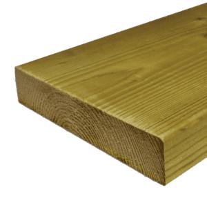 """Sawn & Treated Timber 5"""" x 2"""""""