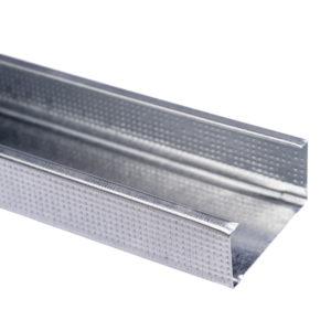 Metal C-Stud 92mm x 2.4m Pack of 10