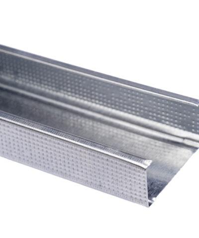 Metal C-Stud 50mm x 3m Pack of 10