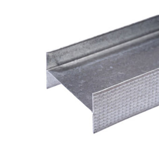 Metal I-Stud 50mm x 3m Pack of 5