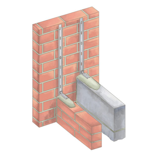 Wall Starter in use