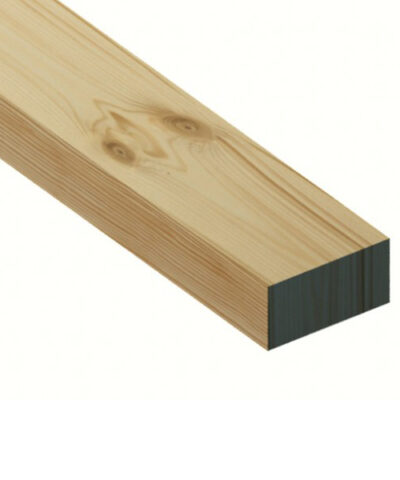 50 x 25mm Planed Timber